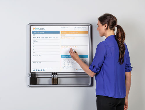 communication board standard medium